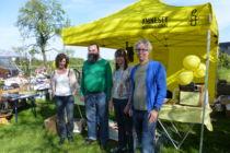 Amnesty Kleve auf dem Hasenhof in Till 2013